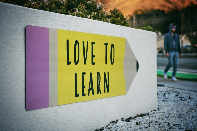 love to learn の画像です
